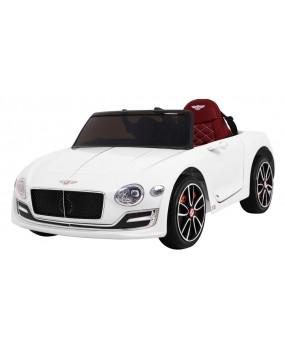 Elektrické autíčko Bentley EXP12 biele